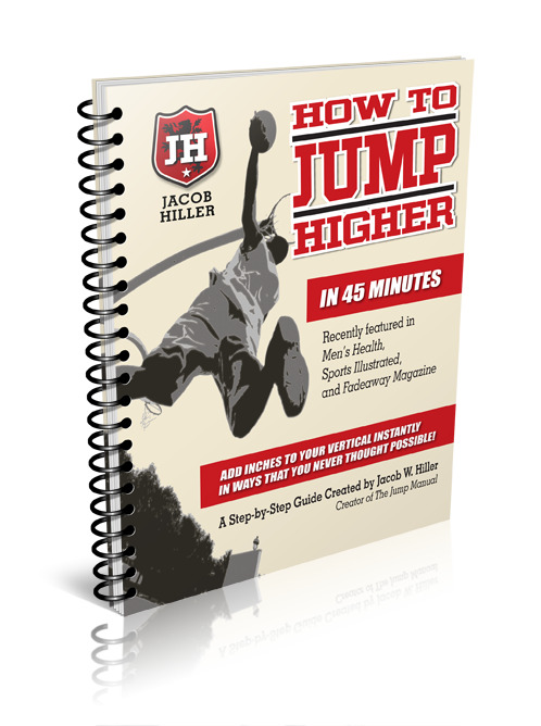 Cover image of How to Jump Higher in 45 minutes
